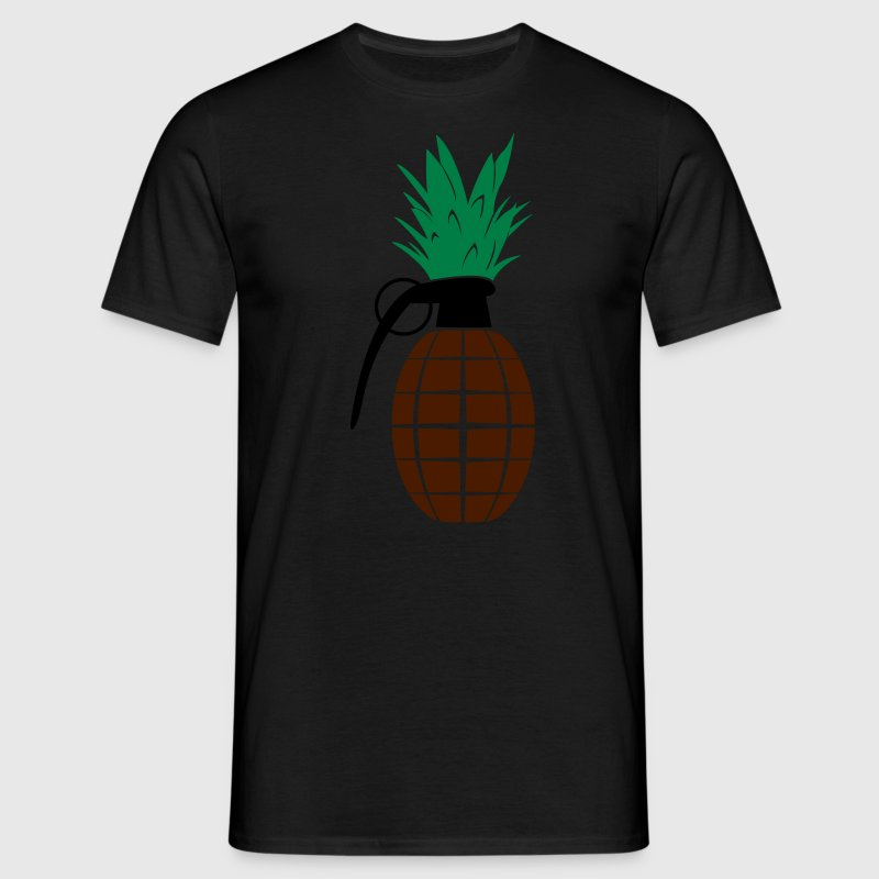 Ananas Grenade  Tee shirts - T-shirt Homme