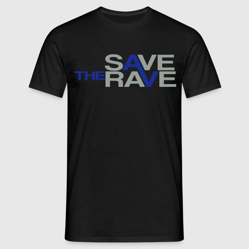 save the rave T-Shirts - Männer T-Shirt