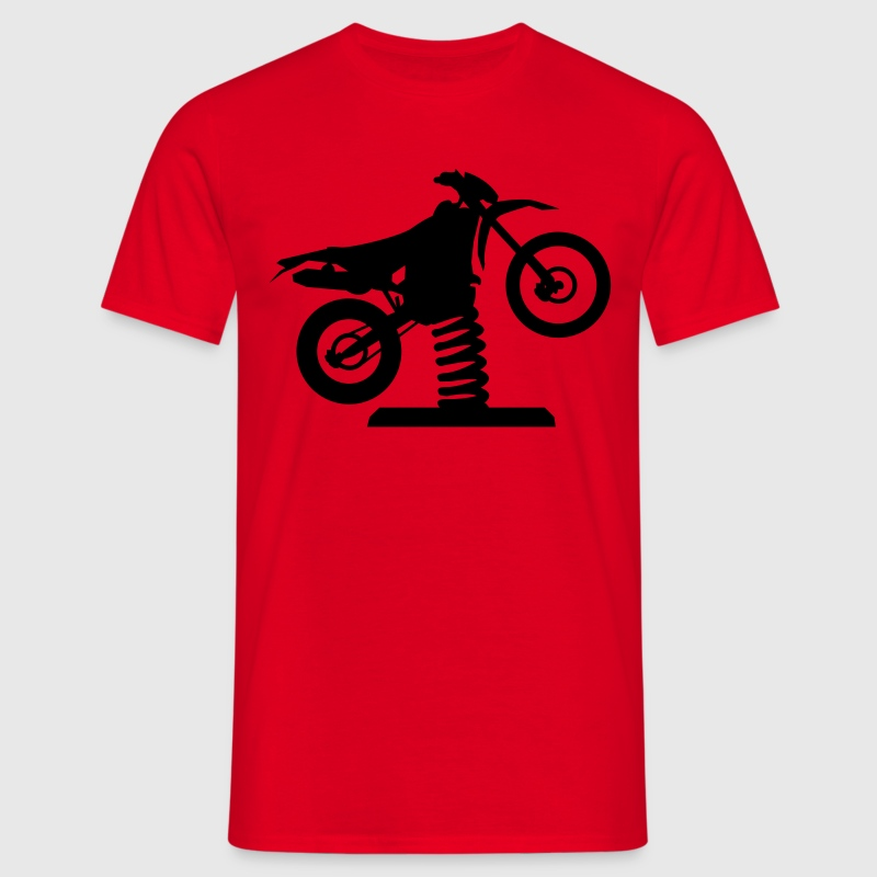 Wackel Enduro Cross Shirt - Männer T-Shirt