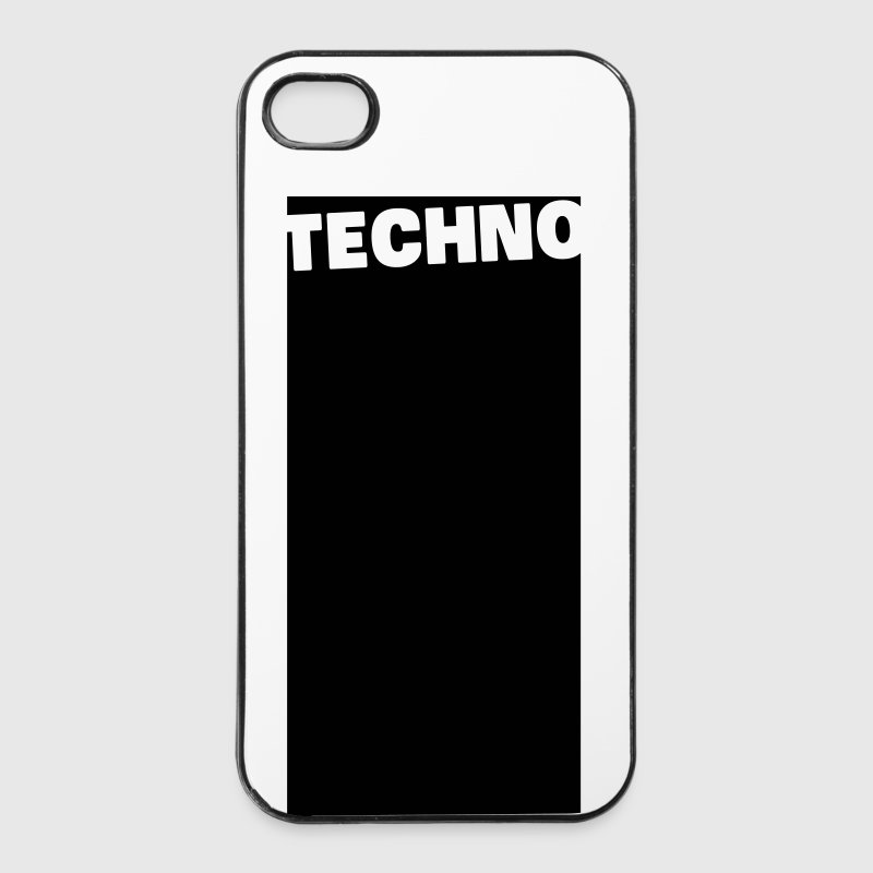 Techno Handy & Tablet Hüllen - iPhone 4/4s Hard Case