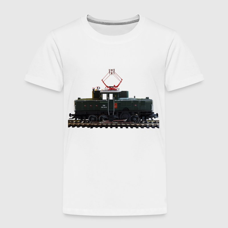 Locomotive ÖBB1161 - T-shirt Premium Enfant