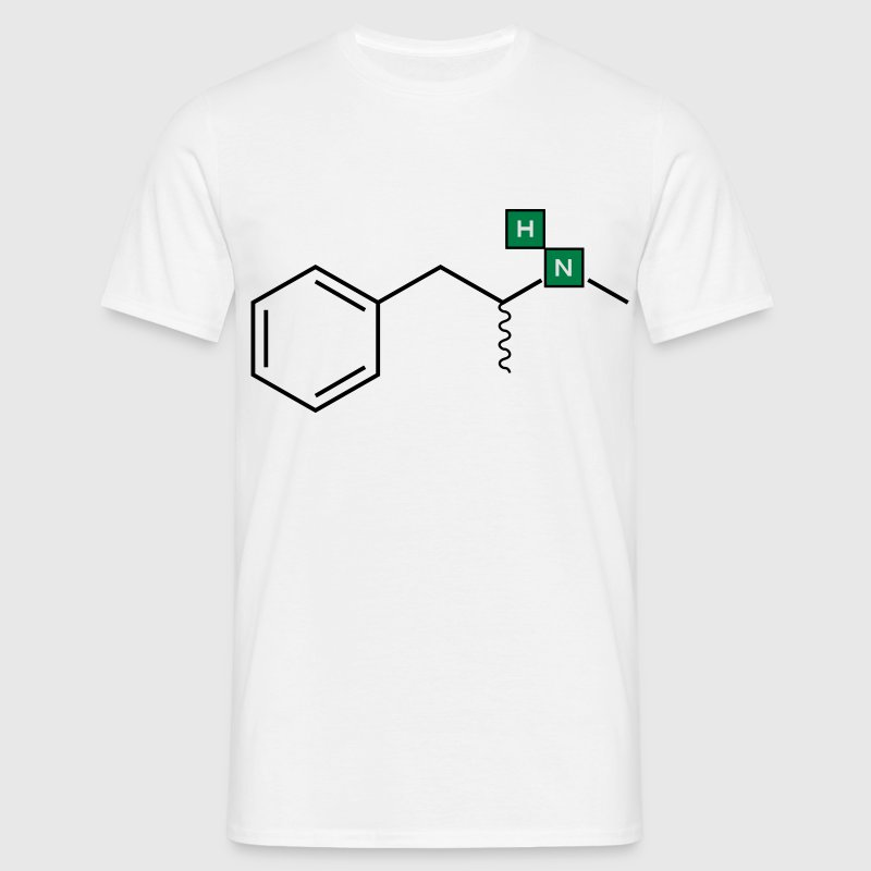 Meth Structure - Men's T-Shirt