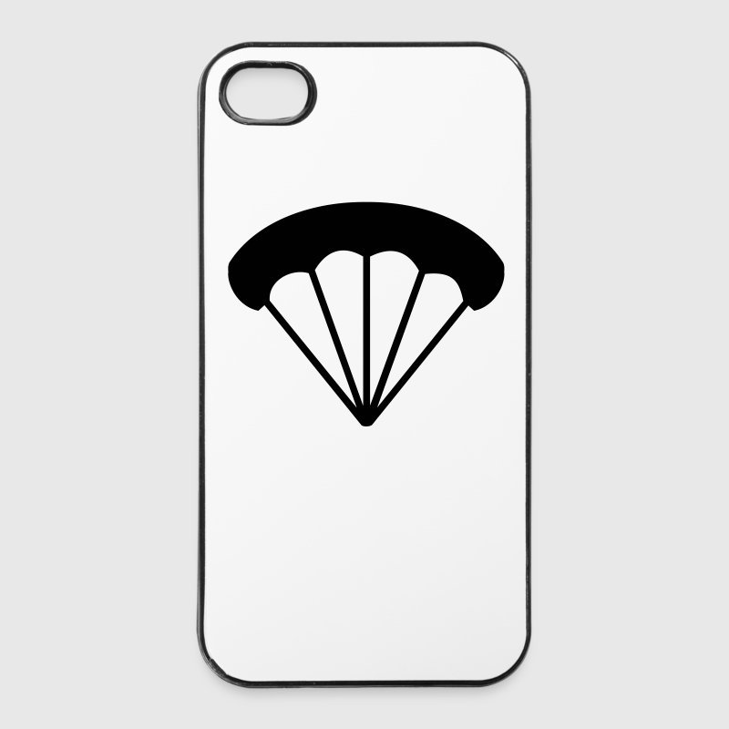 Fallschirm Handy & Tablet Hüllen - iPhone 4/4s Hard Case