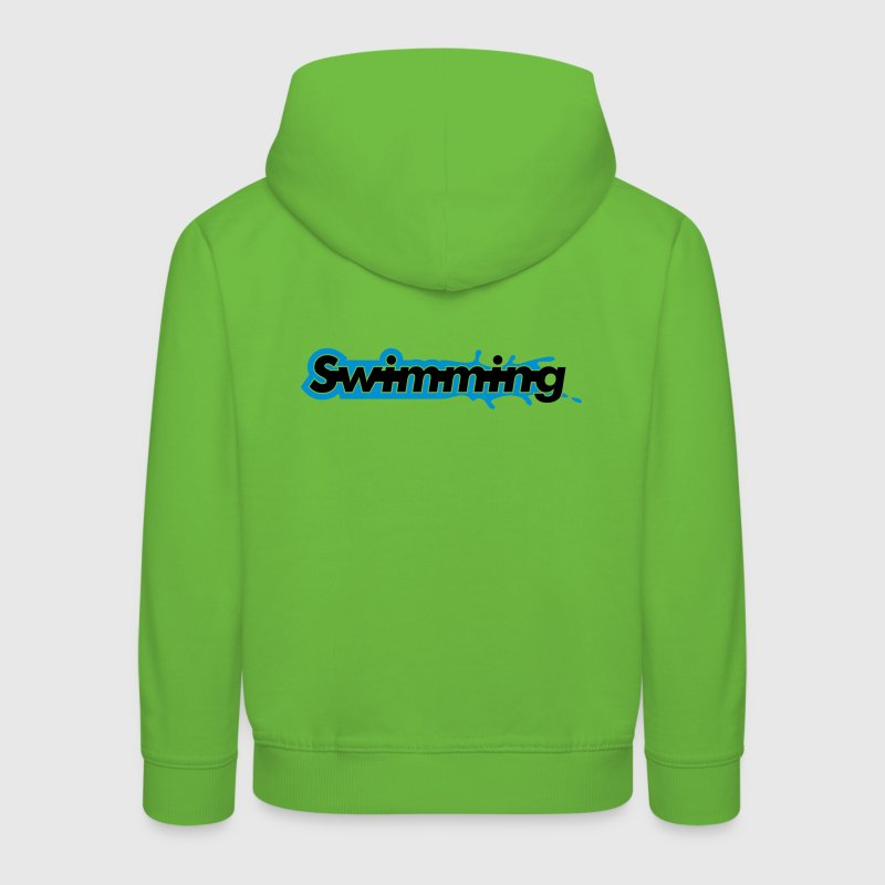 Swimming Sweats - Pull à capuche Premium Enfant