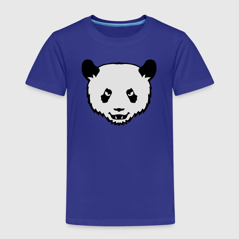 panda mechant animal sauvage dessin 2706 Tee shirts - T-shirt Premium Enfant