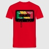 roots rock reggae old school 70 Tee shirts - T-shirt Homme