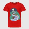 Pied Piper of biscuits T-Shirts - Kinder Premium T-Shirt
