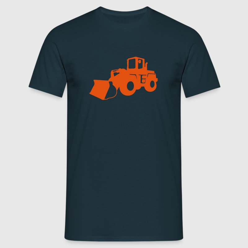 tractopelle bulldozer 24 Tee shirts - T-shirt Homme