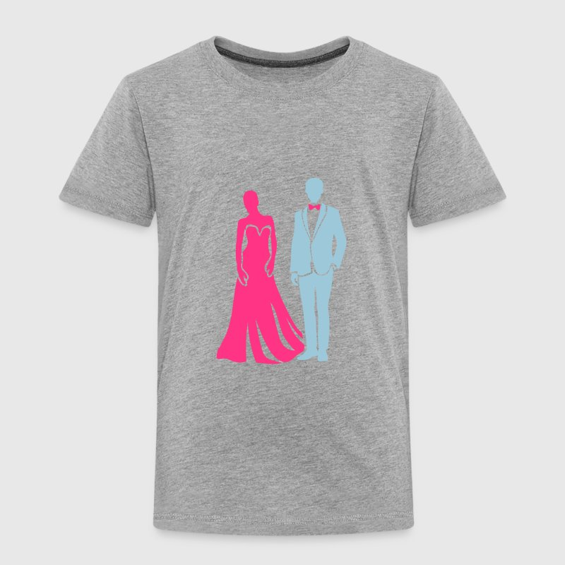 couple marie homme femme wedding 20063 Tee shirts - T-shirt Premium Enfant