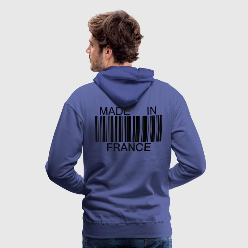 Made in France Sweat-shirts - Sweat-shirt à capuche Premium pour hommes