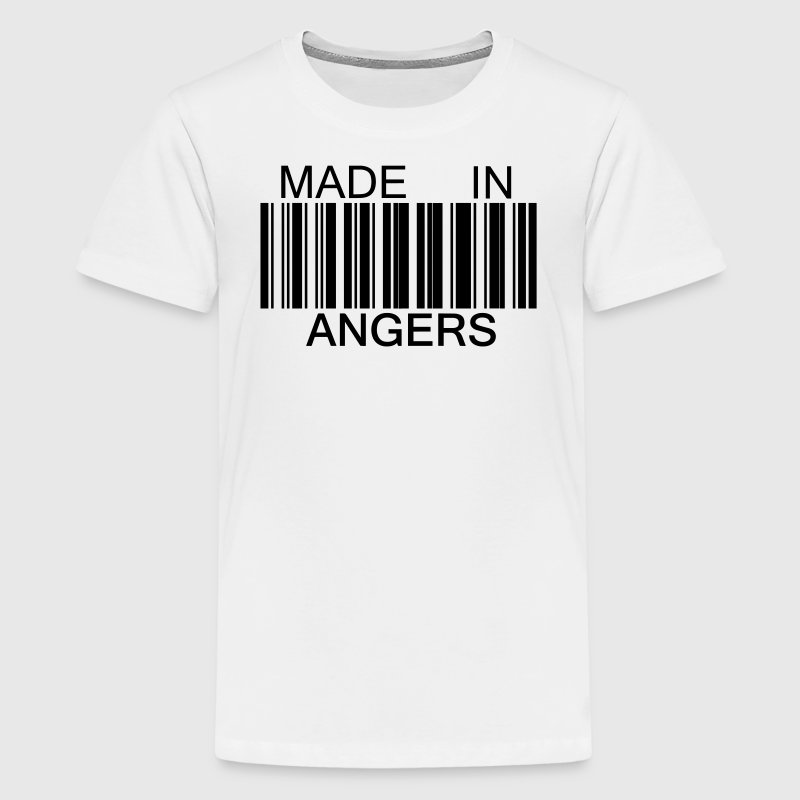 Made in Angers Tee shirts - T-shirt Premium Ado