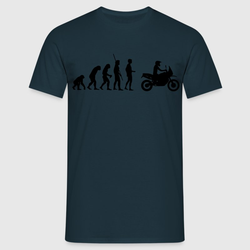 Evolution Enduro Adventure Shirt - Männer T-Shirt