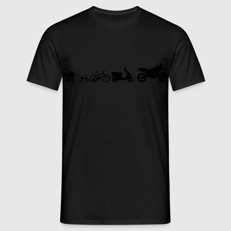 Enduro Adventure Evolution Tee shirts - T-shirt Homme