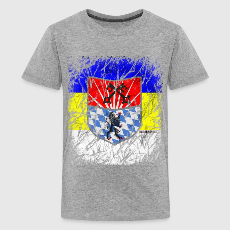 Oberpfalz Vintage Flag T-Shirts - Teenager Premium T-Shirt