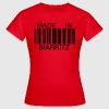Made in Biarritz 64 Tee shirts - T-shirt Femme