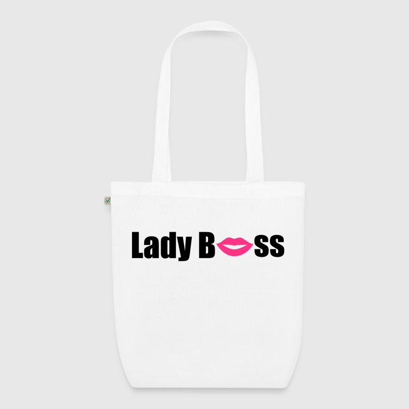 Lady Boss Bags & backpacks - EarthPositive Tote Bag