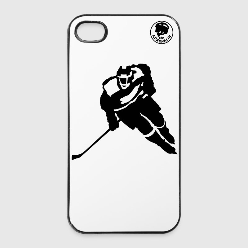 Hockey Handy & Tablet Hüllen - iPhone 4/4s Hard Case