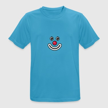 Clown / Payaso / Bouffon / Buffone Kids & Babies - Men's Breathable T-Shirt