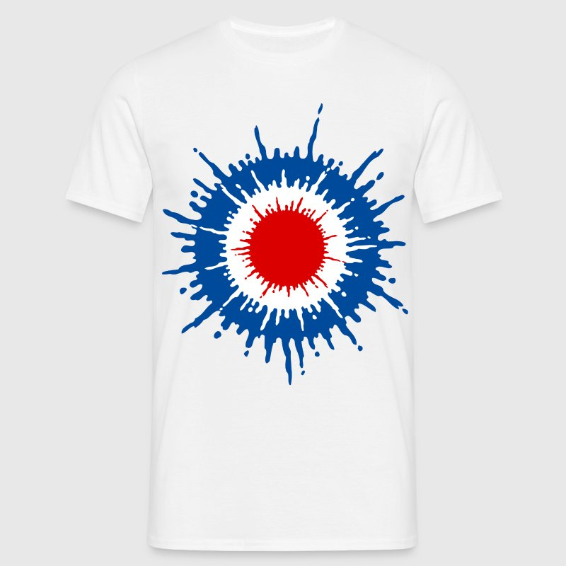 cocarde tricolore Tee shirts - T-shirt Homme