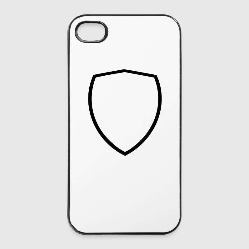 Wappen - Blanko Handy & Tablet Hüllen - iPhone 4/4s Hard Case