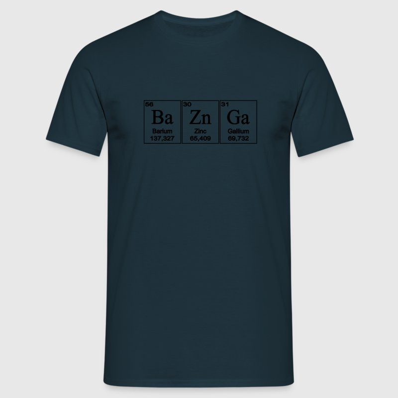 BaZinGa elements T-Shirts - Men's T-Shirt