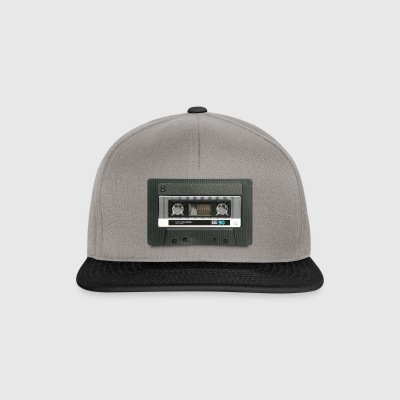 vintage tape: position normal - Snapback-caps