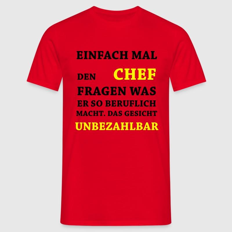 Witzige T Shirts Männer