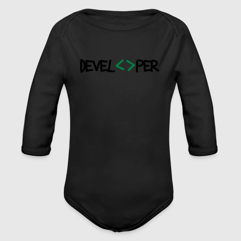 [ Developper ] Sweats - Body bébé bio manches longues