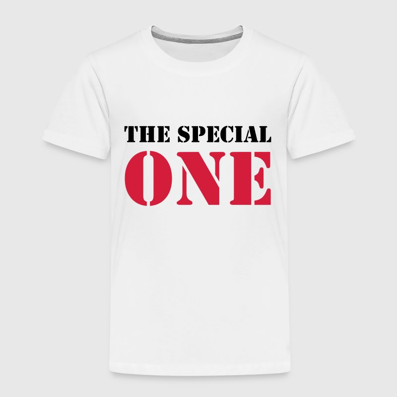The Special One Camisetas - Camiseta premium niño