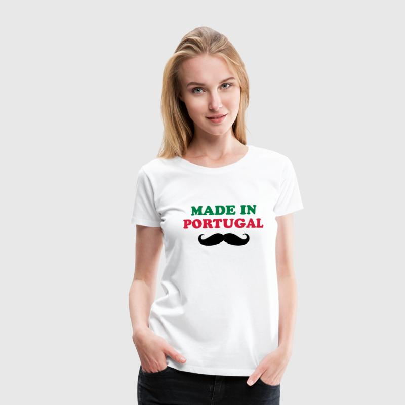 Made in Portugal T-Shirts - Frauen Premium T-Shirt