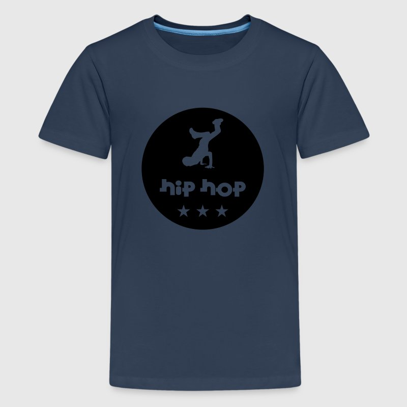 Maglietta con hip hop spreadshirt for Just hip hop t shirt