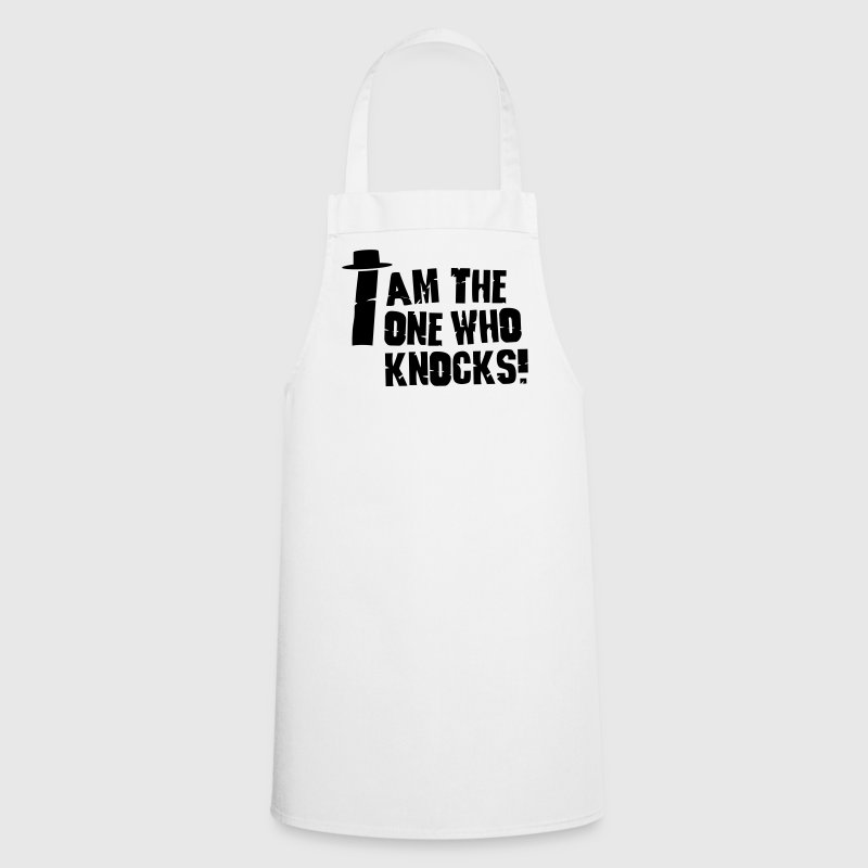 I am the one who knocks / i'm the one who knocks  Aprons - Cooking Apron
