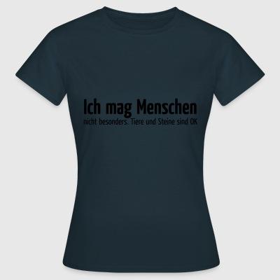 suchbegriff 39 ich hasse menschen 39 t shirts online bestellen spreadshirt. Black Bedroom Furniture Sets. Home Design Ideas