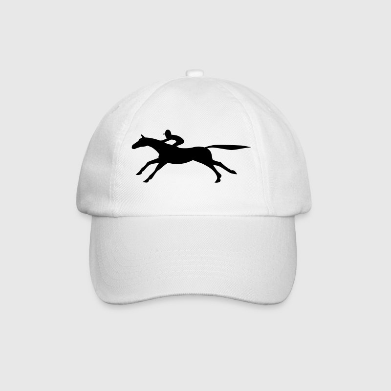 Horse Racing Caps & Hats - Baseball Cap