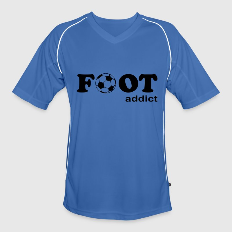 foot addict Tee shirts - Maillot de football Homme