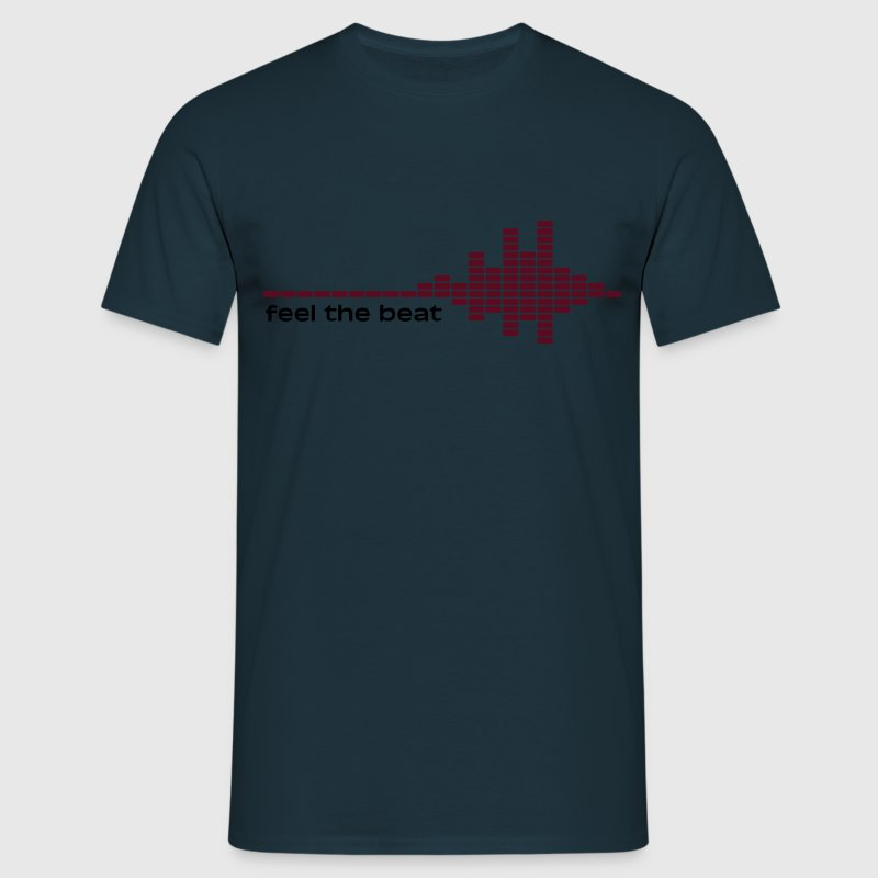 feel the beat Tee shirts - T-shirt Homme