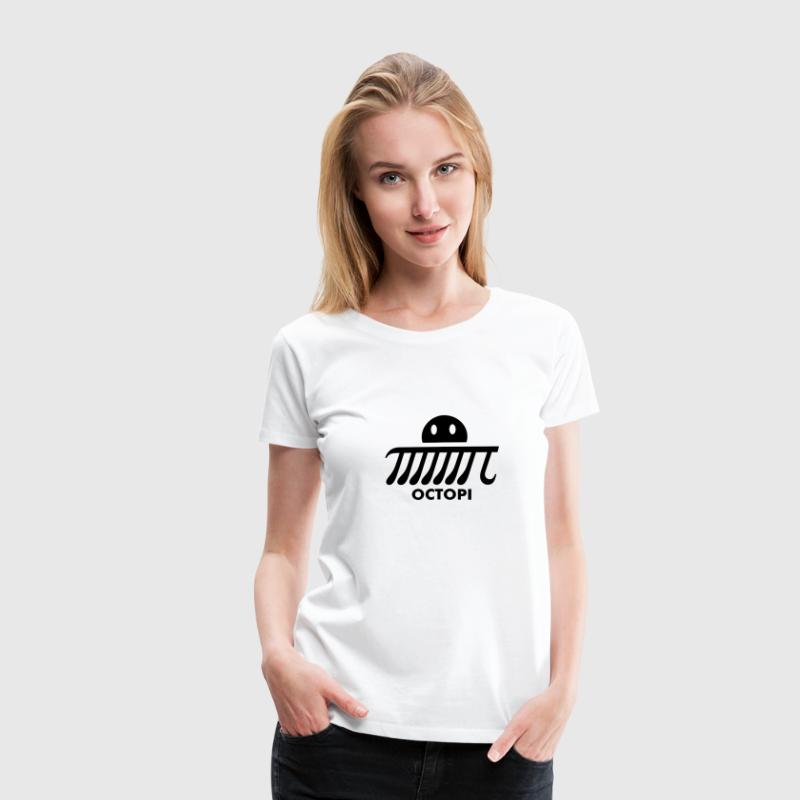 Octopi T-Shirts - Frauen Premium T-Shirt