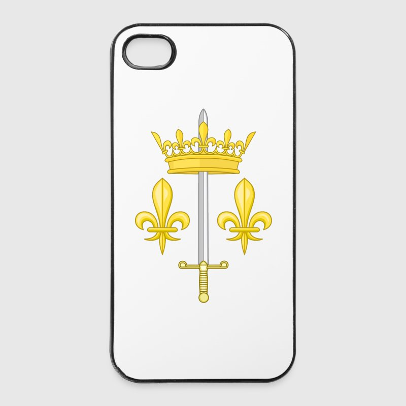 Armoiries Jeanne d'Arc Tee shirts - Coque rigide iPhone 4/4s