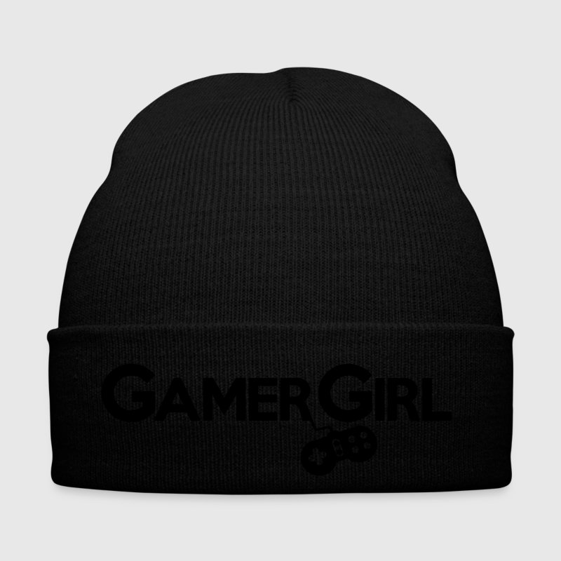 GAMER GIRL Player Nerd Caps & Mützen Zockerin - Wintermütze