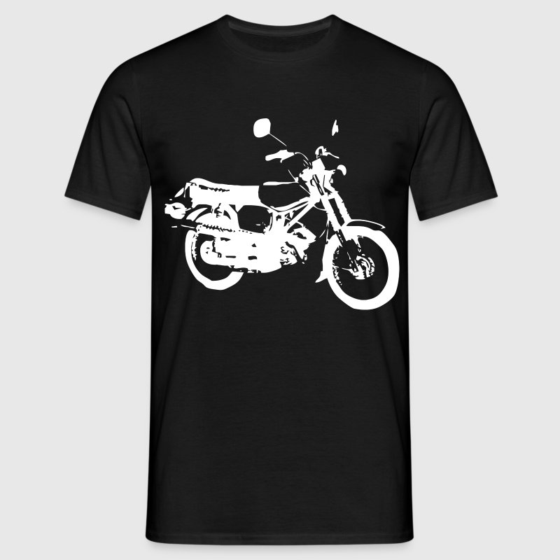 Simson S51 Enduro - Men's T-Shirt