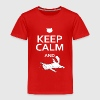 Keep calm and... be a cat - T-shirt Premium Enfant