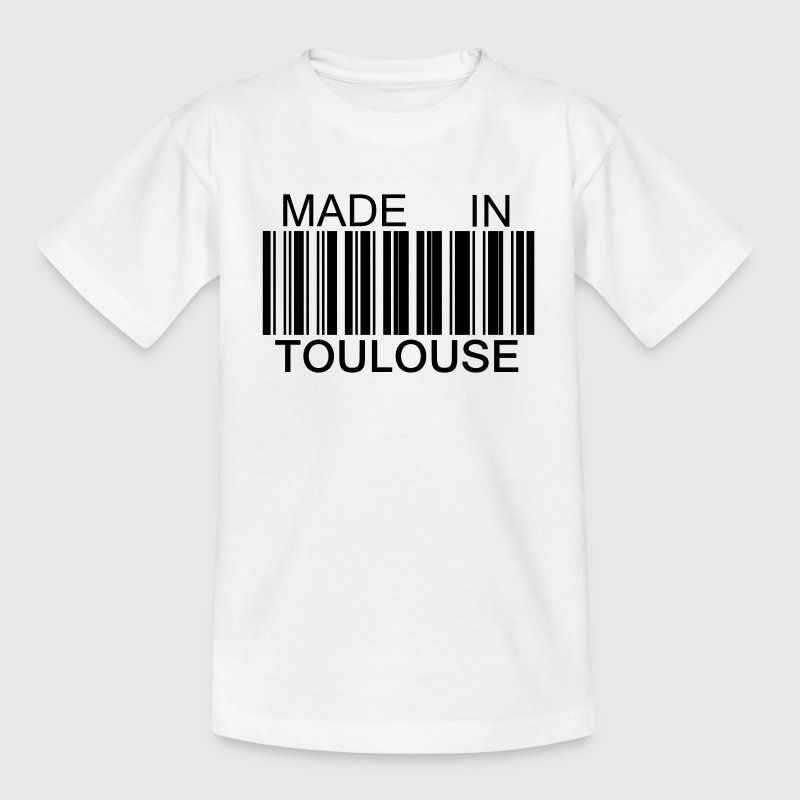Made in Toulouse Tee shirts - T-shirt Enfant