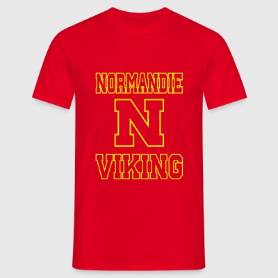 Sweat Normandie Viking for girls face - T-shirt Homme
