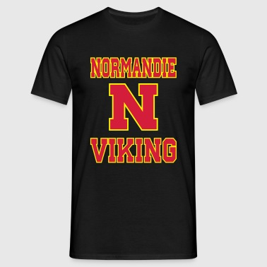 Sweat Normandie Viking for men face - T-shirt Homme