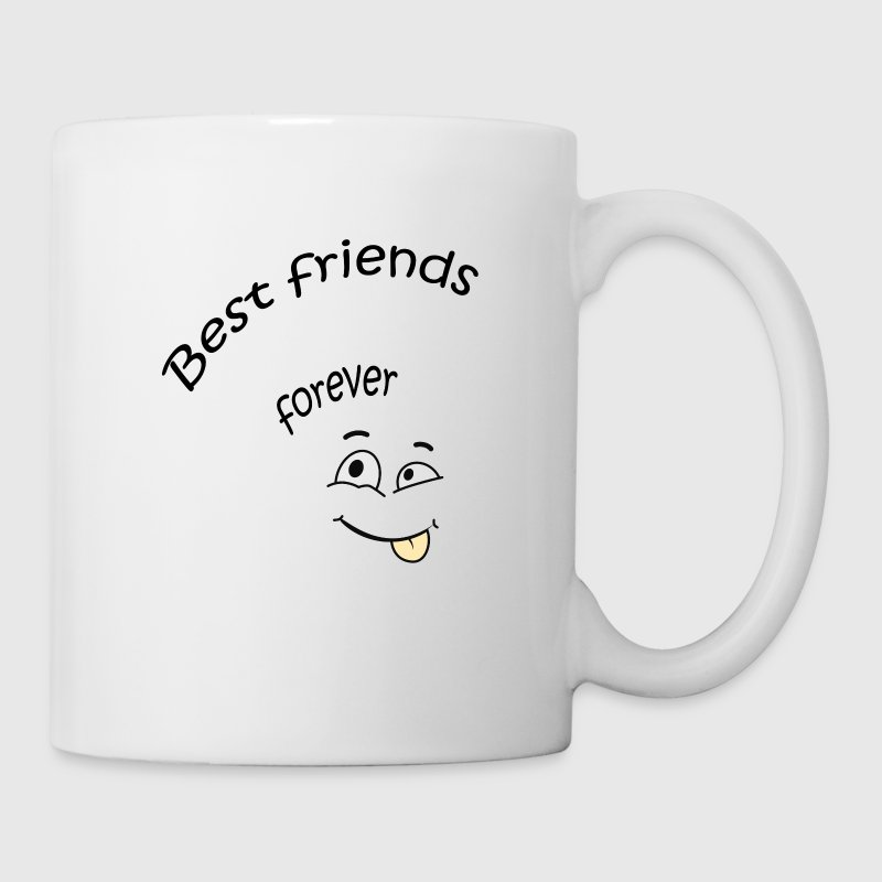 Best friends forever Botellas y tazas - Taza