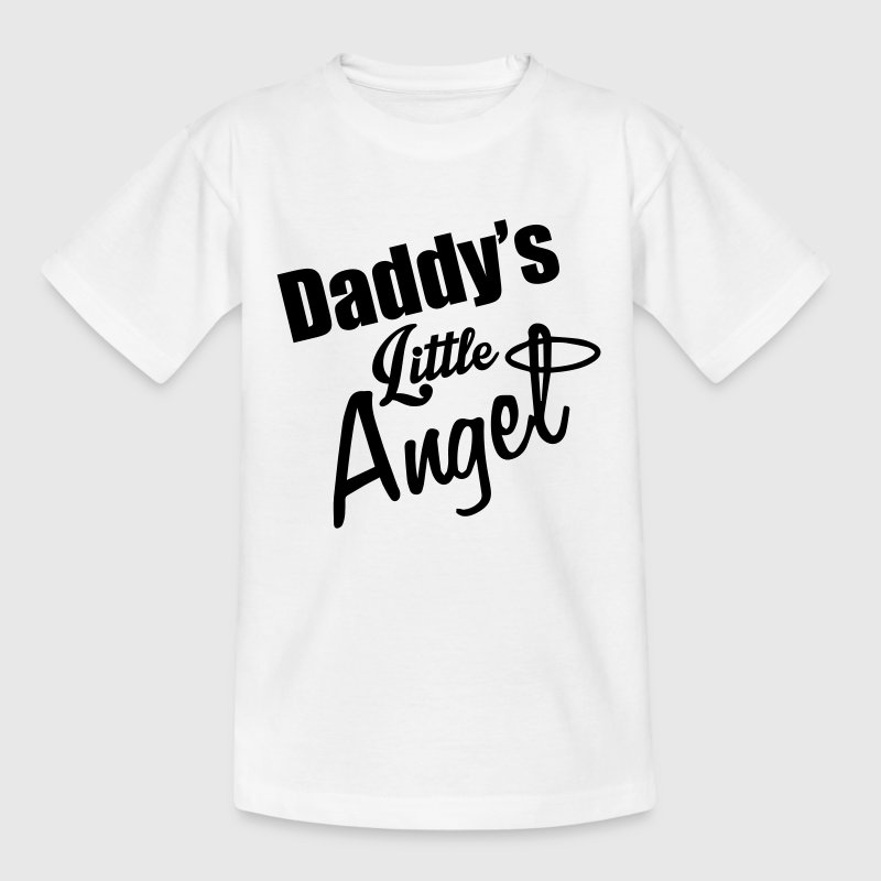 Daddy's Angel T-Shirts - Teenager T-Shirt