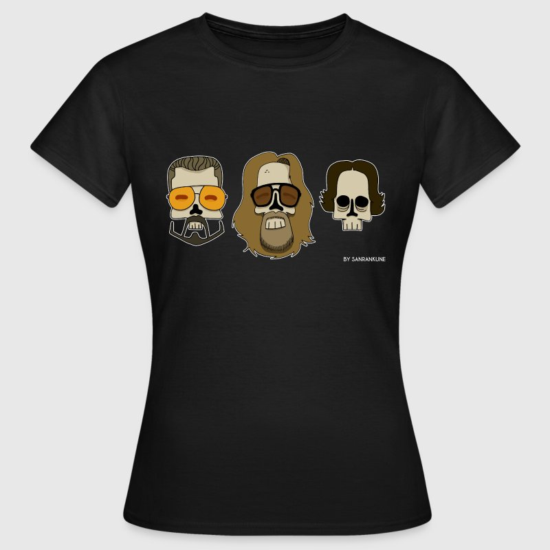 The big lebowski Tee shirts - T-shirt Femme