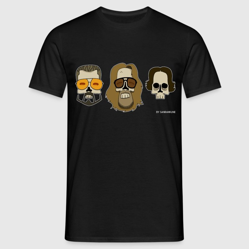 The big lebowski Tee shirts - T-shirt Homme