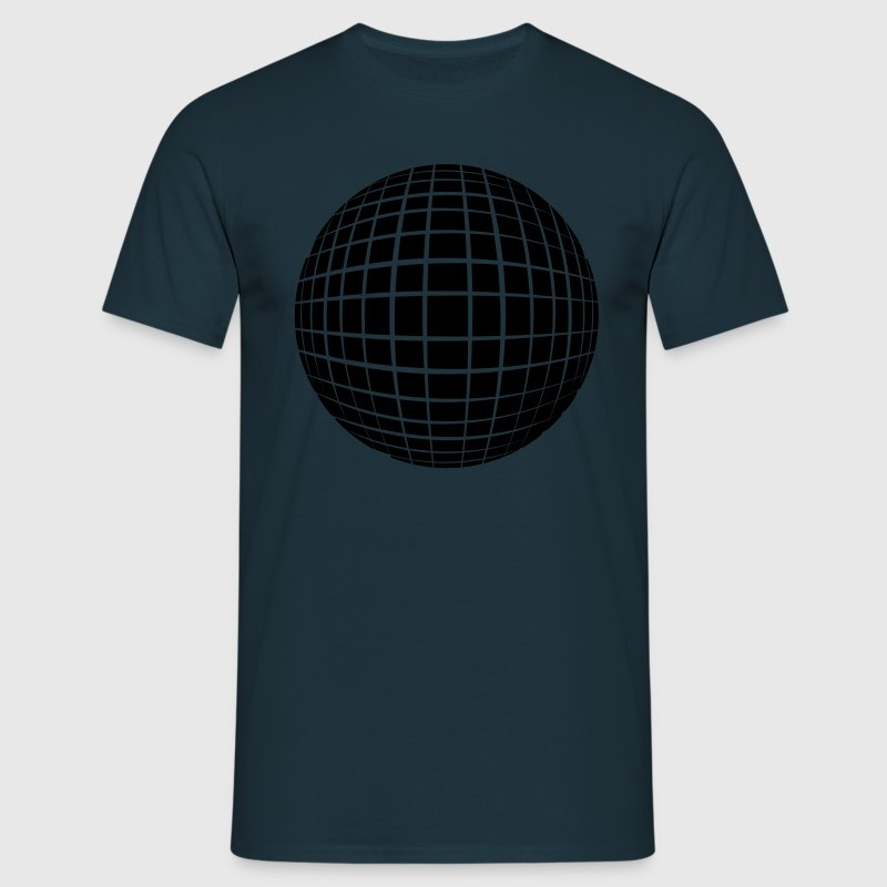 Disco Ball  T-shirts - Mannen T-shirt