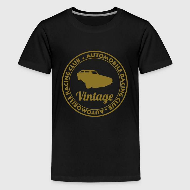Automobile Racing Club Shirts - Teenage Premium T-Shirt